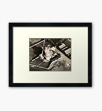 Cley Windmill 1880 Framed Print