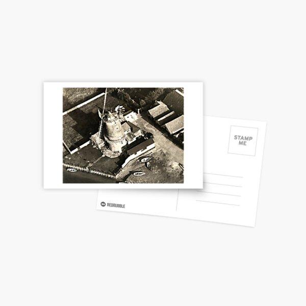 Cley Windmill 1880 Postcard