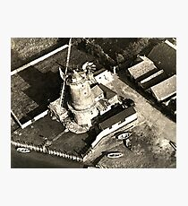 Cley Windmill 1880 Photographic Print