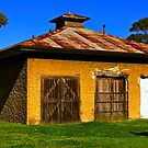 Cottage at Callan Park NSW by Ronald Rockman