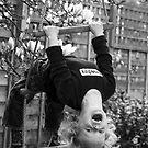 Upside down George by BizziLizzy