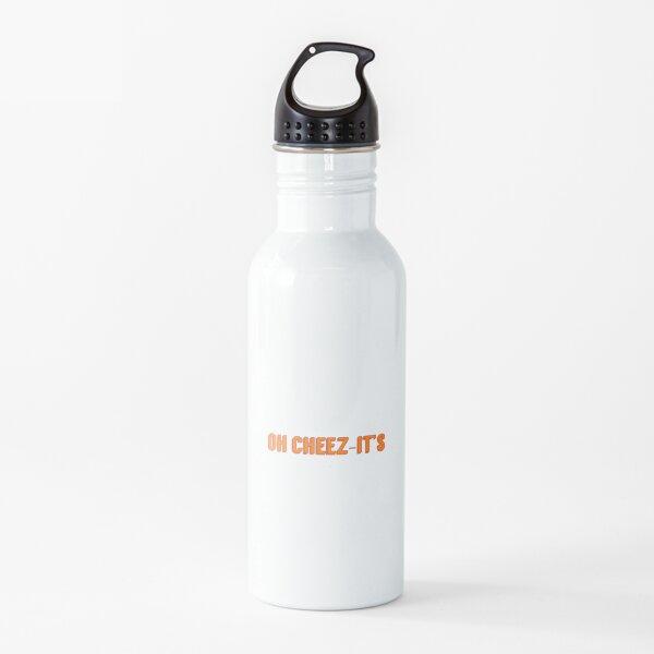 Oh Cheez-it's Water Bottle
