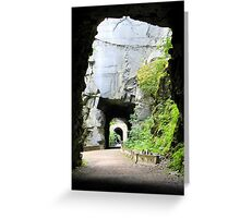Othello Tunnels Greeting Card