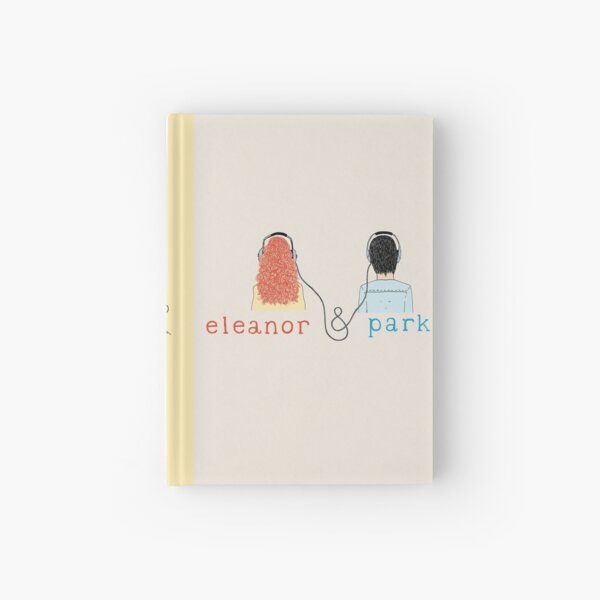 Eleanor and park 2 Hardcover Journal