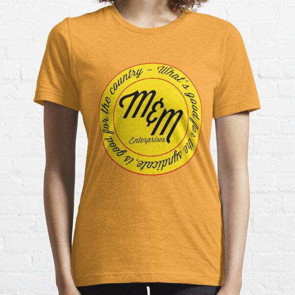 M&M Enterprises Essential T-Shirt