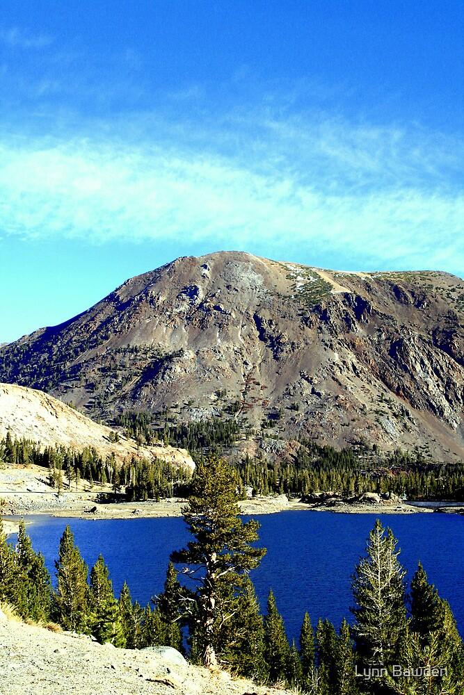 """""""High Sierra Lake: by Lynn Bawden"""
