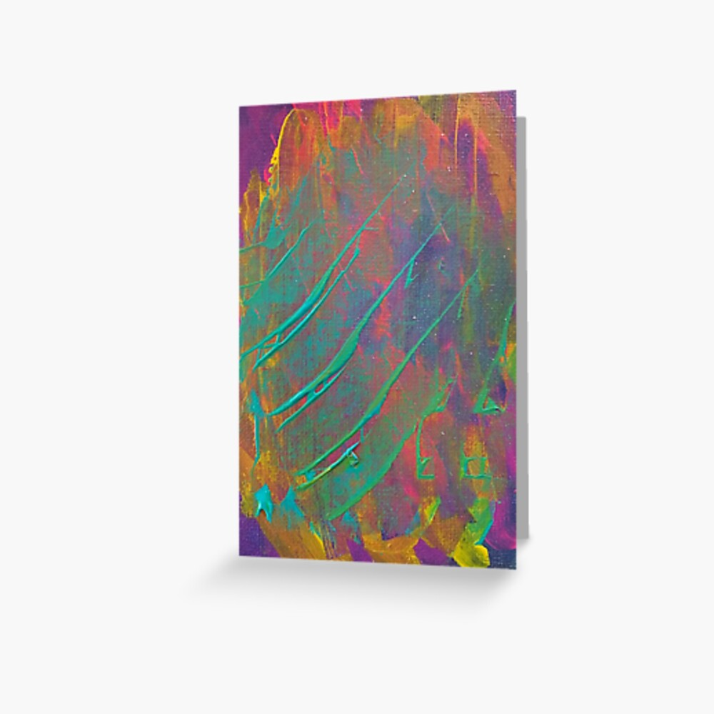 Peace and Popsicles  Greeting Card