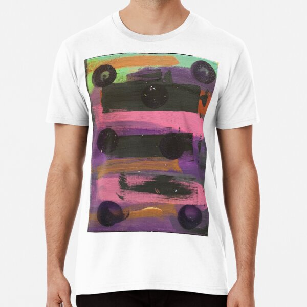 Indigo Ladybug  Premium T-Shirt