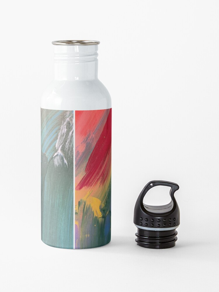 Alternate view of Rainbow junk mail  Water Bottle
