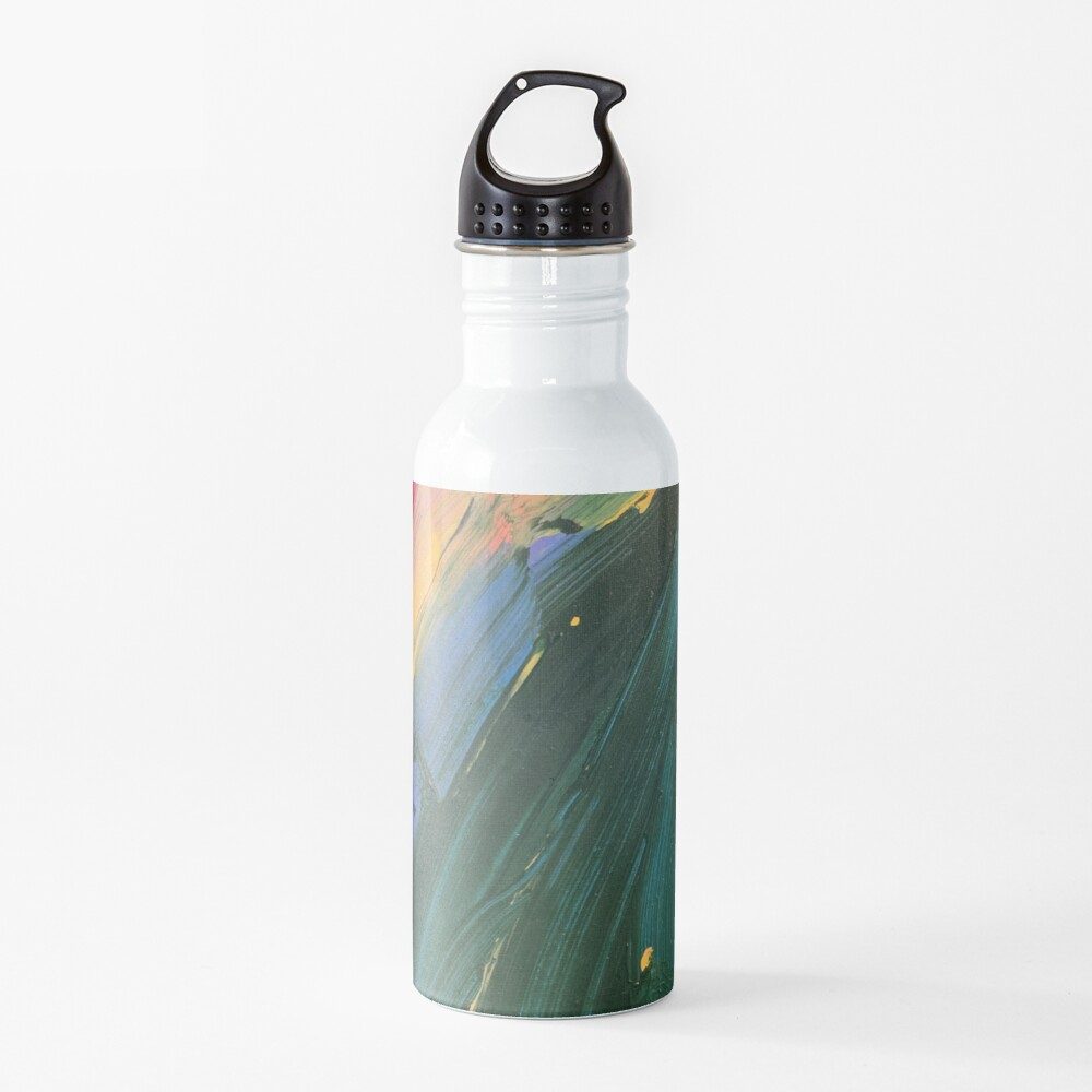 Rainbow junk mail  Water Bottle