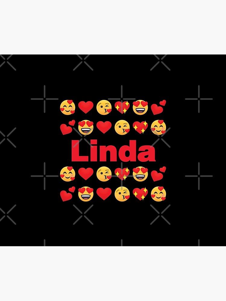 Linda Emoji My Love for Valentines day by el-patron