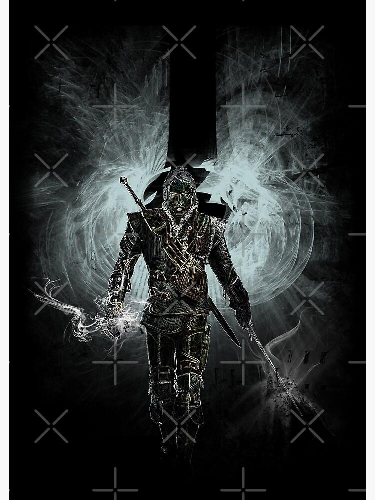 awakening witcher by ryukrabit