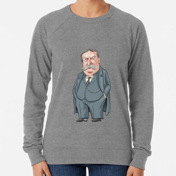 President Howard Taft Lightweight Sweatshirt