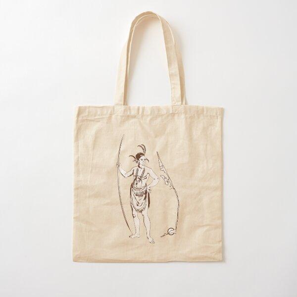 Local Native Cotton Tote Bag