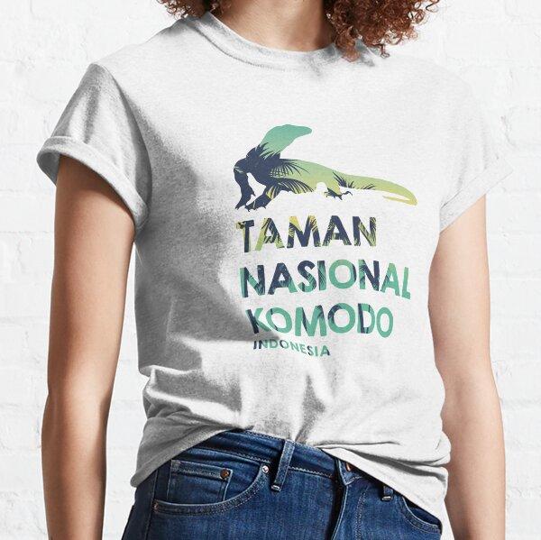 Taman Nasional Komodo - Indonesia Classic T-Shirt