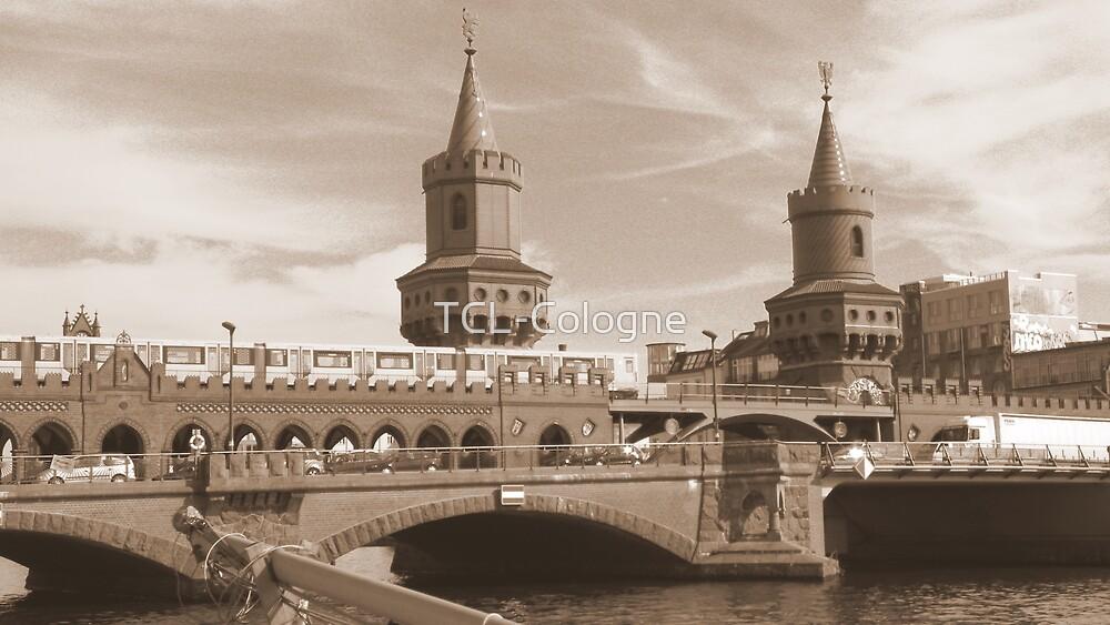 BERLIN OBERBAUM-BRIDGE by TCL-Cologne