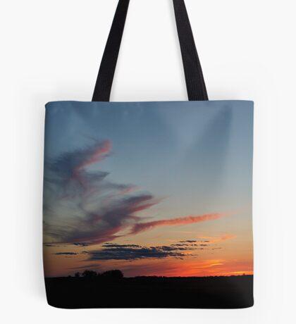Straight on 'till Morning Tote Bag