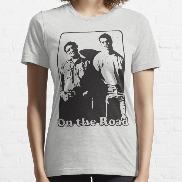 Jack Kerouac sur la route T-shirt essentiel