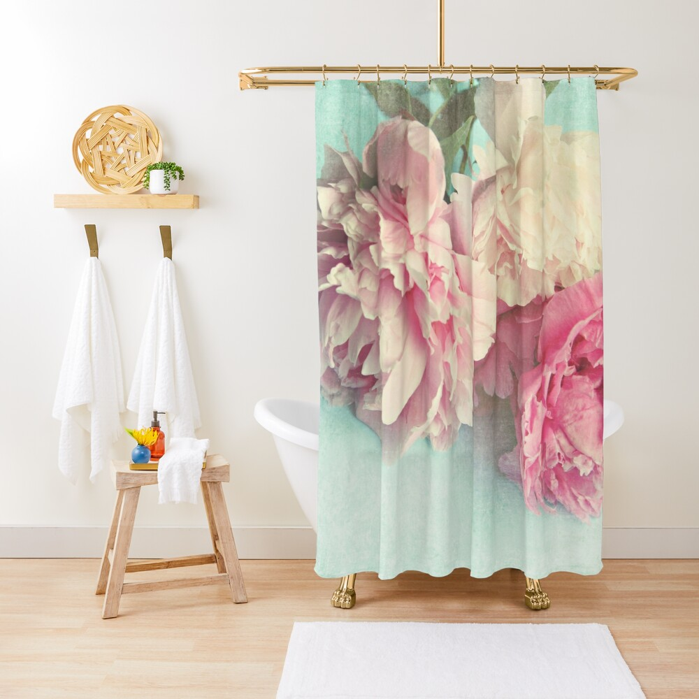 Like Yesterday Shower Curtain