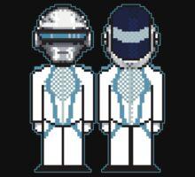 Daft Punk Derezzed | Unisex T-Shirt