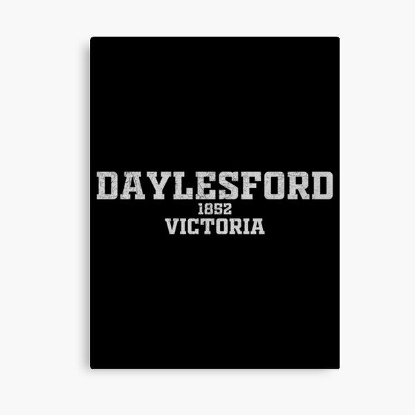 Daylesford Victoria Canvas Print