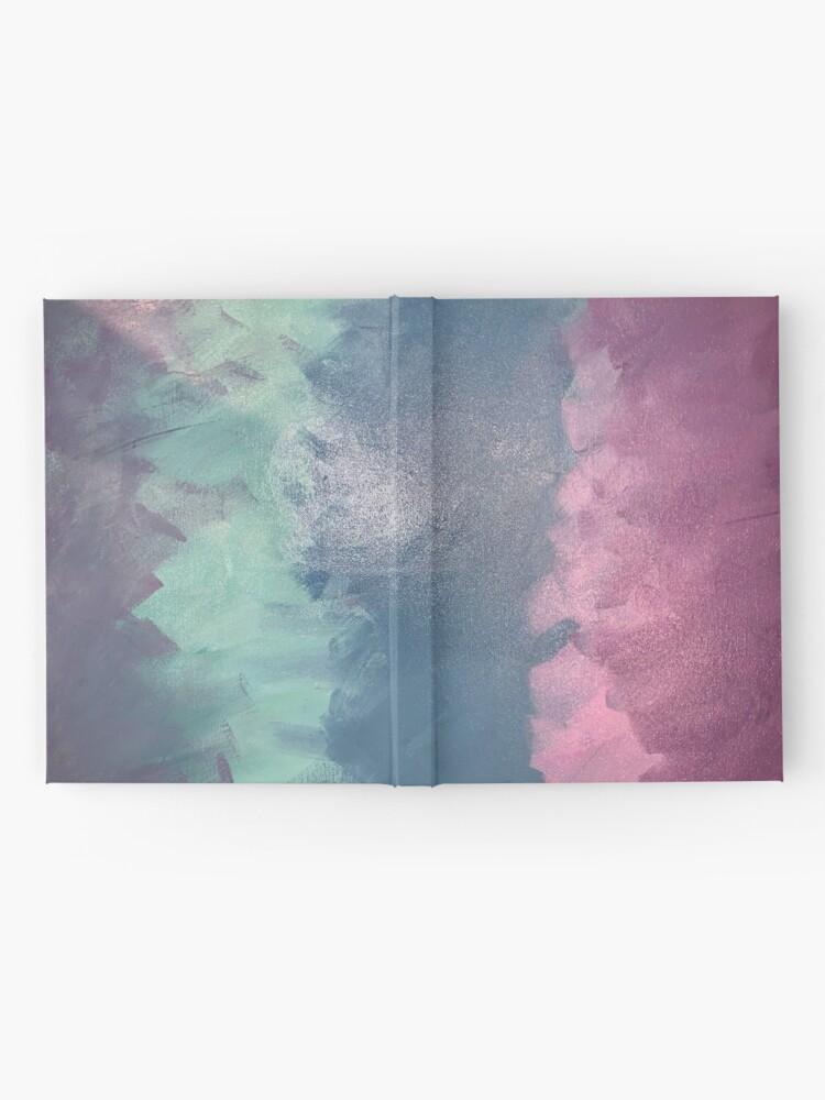 Alternate view of Unicorn Dreams  Hardcover Journal