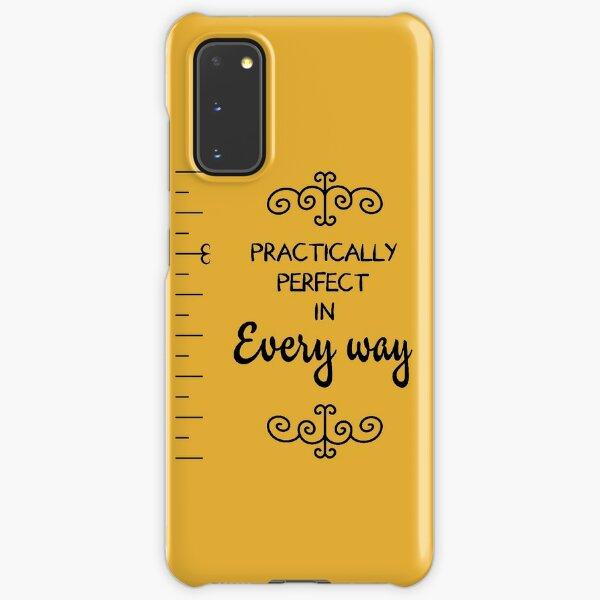 Mary Poppins Samsung Galaxy Snap Case