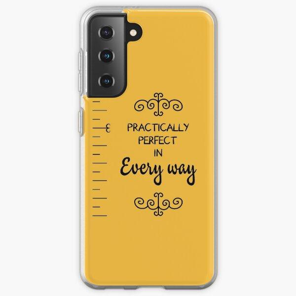 Mary Poppins Samsung Galaxy Soft Case