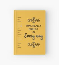 Mary Poppins Hardcover Journal