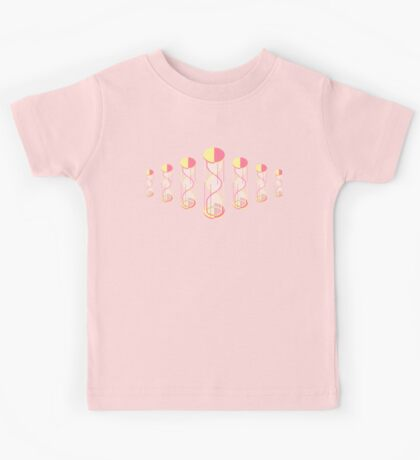 power time gravity love Kids Clothes