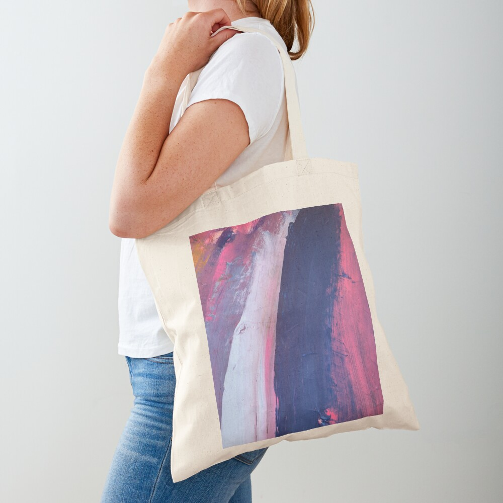 Two Parts of Me Tote Bag