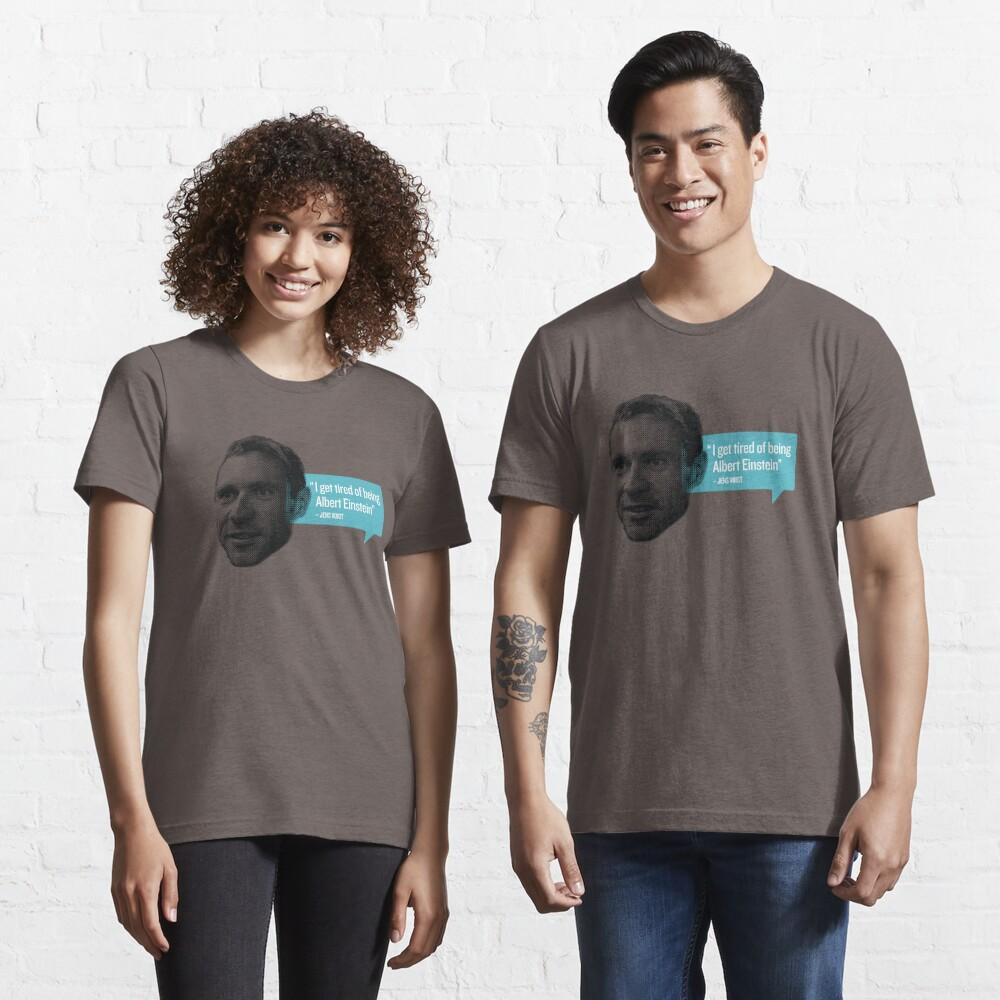 Jens Voigt - Einstein Essential T-Shirt