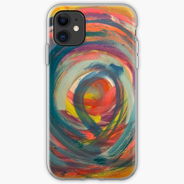 Running in Circles   iPhone Soft Case