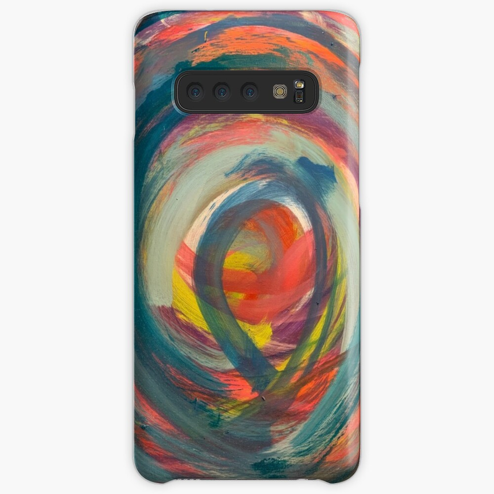Running in Circles   Case & Skin for Samsung Galaxy