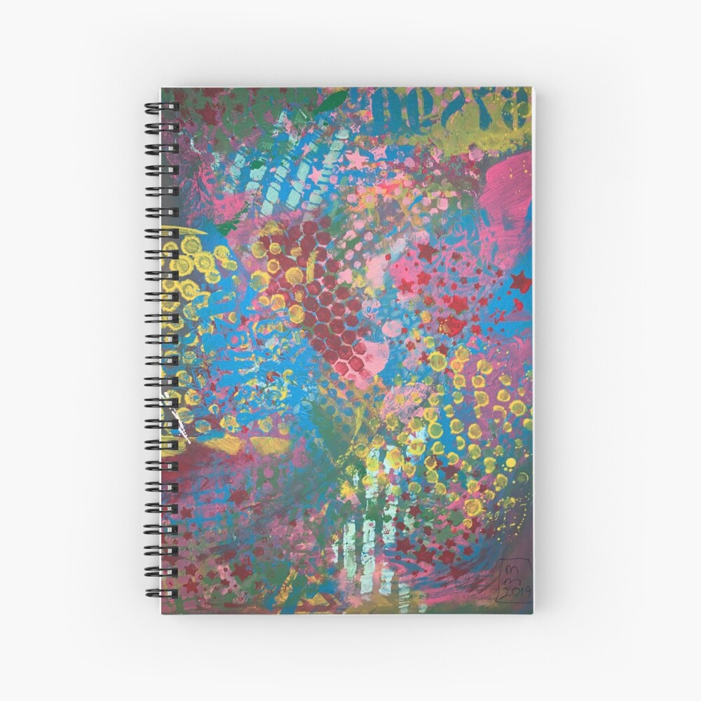Walking into 2020, like I own it Spiral Notebook