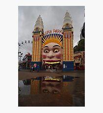 Luna Park Sydney Photographic Print