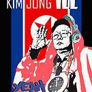 Kim Jong ILL. YEAH BOY!!!! by Benjamin Sloma