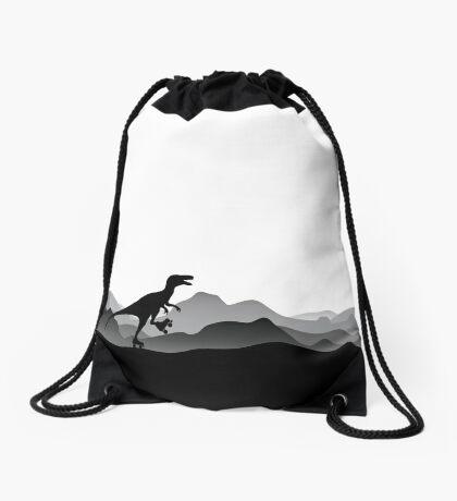 DINO ROLLER SKATES - Dino Collection Drawstring Bag