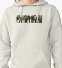The Walking Dead Cast Pullover Hoodie