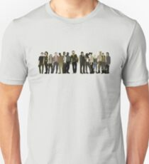 The Walking Dead Cast T-Shirt