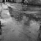 the rain by SRana