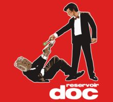 'Reservoir Doc' (Doctor Who / Reservoir Dogs)