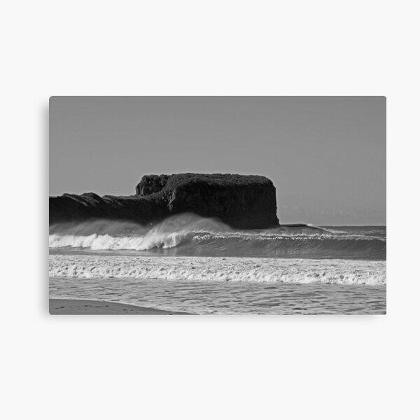 Bombo Headland Canvas Print