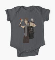 Body de manga corta para bebé Daryl Dixon - The Walking Dead
