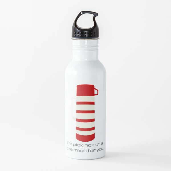A thermos for you! Water Bottle