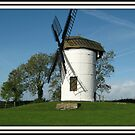 Ashton Windmill, at Chapel Allerton. by Heather Goodwin