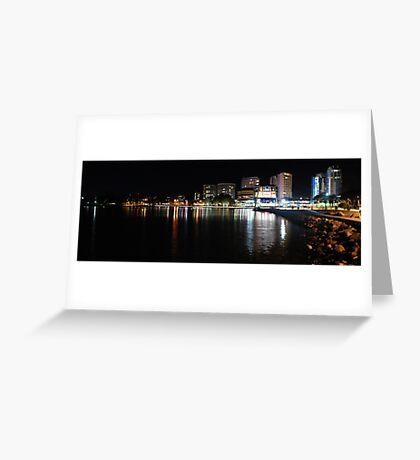 Tweed Lights from Jack Evans Boat Harbour Greeting Card