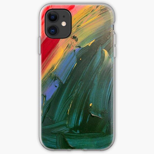 Rainbow junk mail  iPhone Soft Case