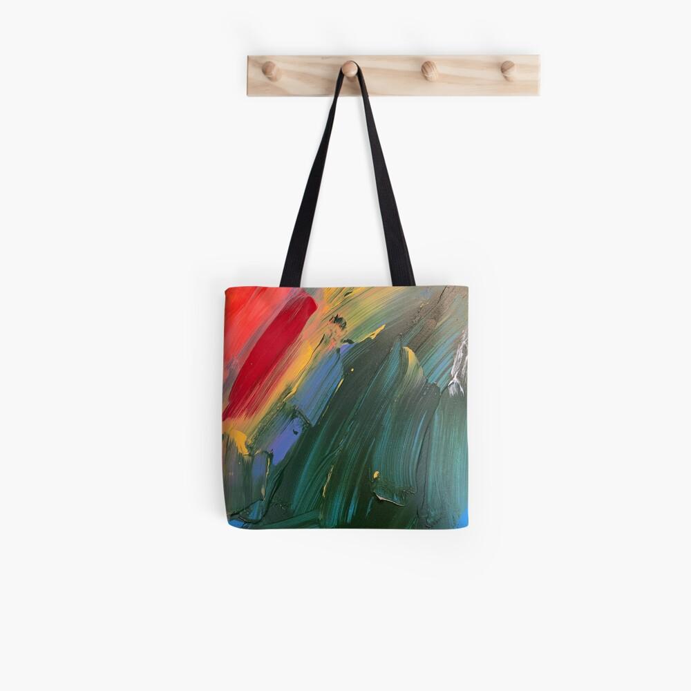 Rainbow junk mail  Tote Bag