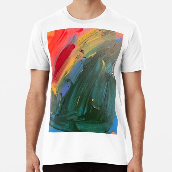 Rainbow junk mail  Premium T-Shirt